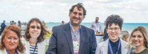 CLO Symposium Beach Networking Event